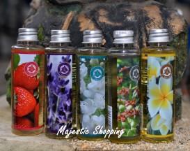massage oil skin nutrition